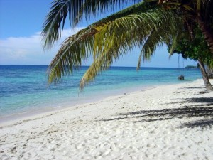 Beautiful Beach on Kadidiri Togean Islands, Sulawesi Indonesia