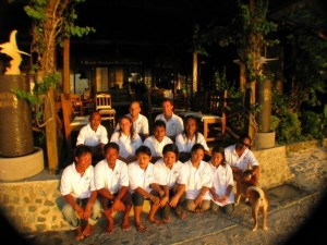 Black Marlin Diving Indonesia - The Dive Resort Staff