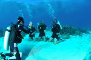 Diving Courses Indonesia Open Water Diver Course